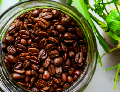 These Slow coffee beans are roasted extra dark